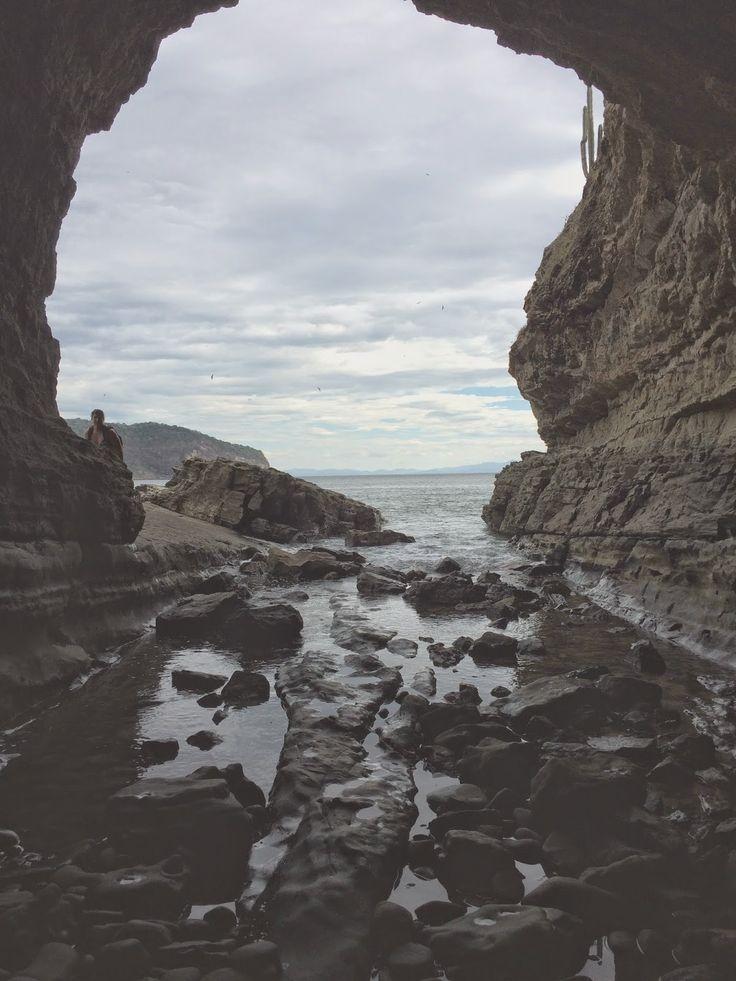 San Juan Del Sur Nicaragua Cave Exploring  |Adrift Blog|
