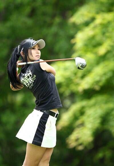イ・ボミちゃん負けず劣らず可愛い女子プロゴルファーwwwwwwwwwww (※画像あり) : ラビット速報