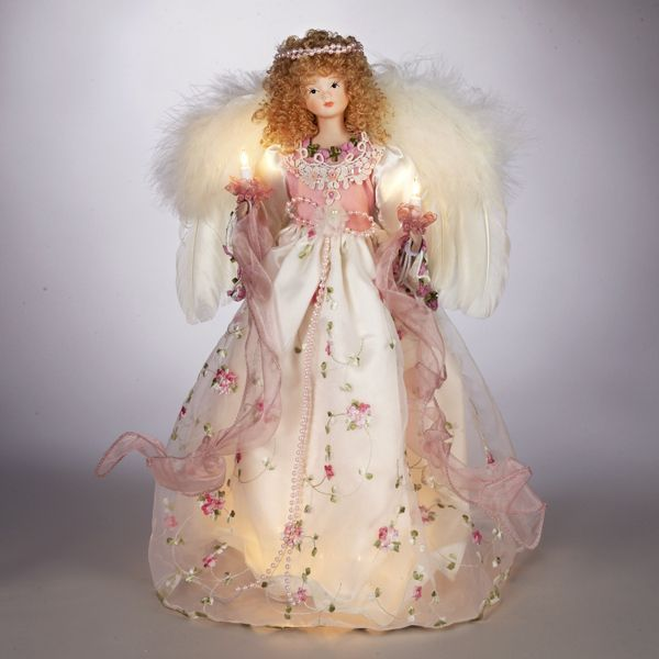 How To Make A Christmas Tree Angel Topper. Description From  Homecreation.tk. I