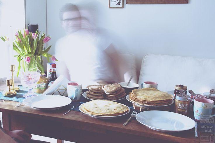 Little House in Utrecht, pancake party