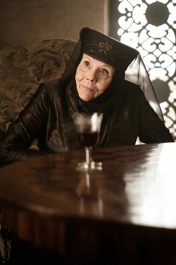 "7.03 ""The Queen's Justice"" – Lady Olenna knows she is about to die. She manages to get the last word in with Jaime, telling him that she was the one who killed Joffrey."