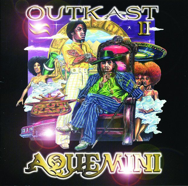 """""""Rosa Parks"""" by OutKast was added to my #ThrowbackThursday playlist on Spotify"""