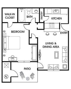 35 best images about floor plans on pinterest loft for Apartment plans autocad