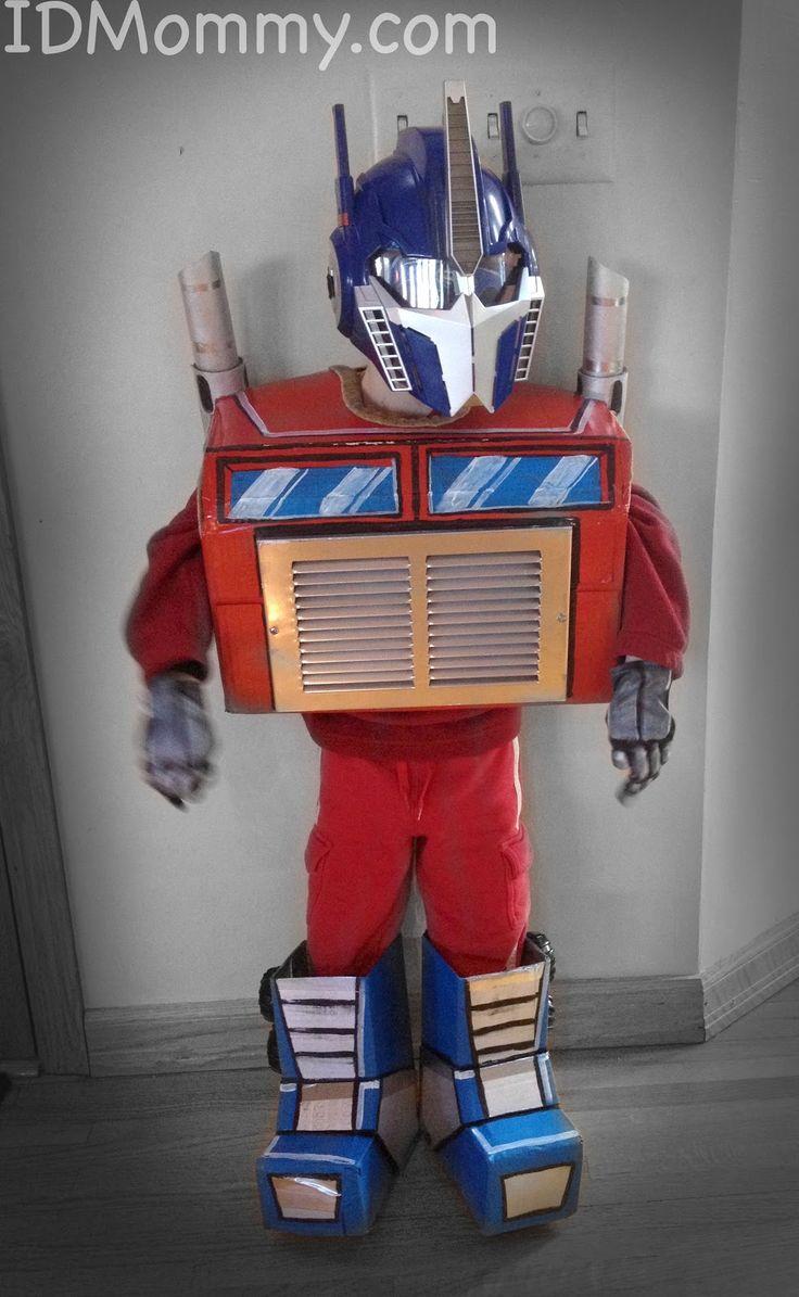Best 25+ Transformer halloween costume ideas on Pinterest ...