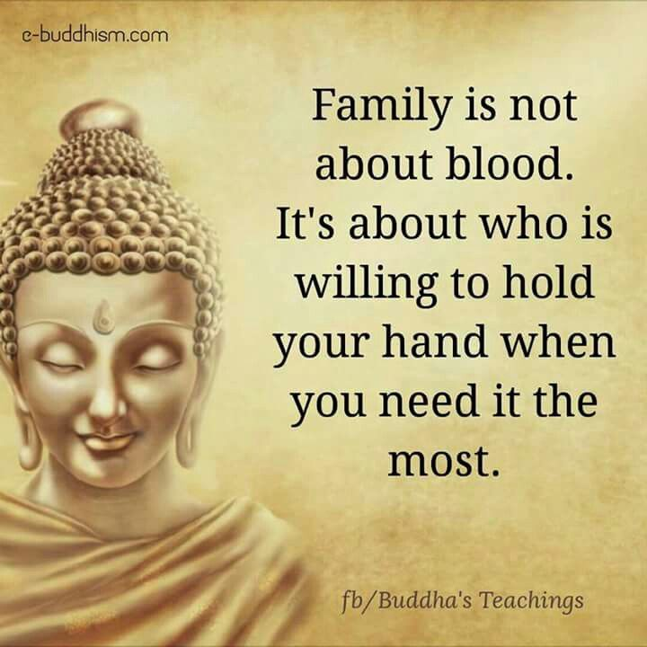 Buddha Family Quotes