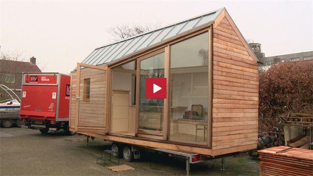 BouwEXPO met kleine huisjes in Homeruskwartier - Nieuws