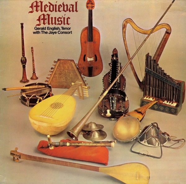 A comparison between medieval instruments and