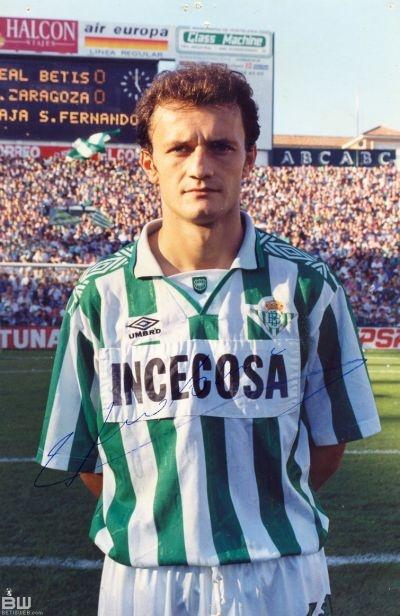 Hristo Vidakovic, Real Betis