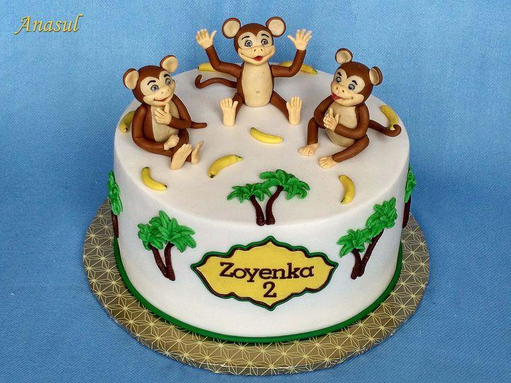 veselé opičky