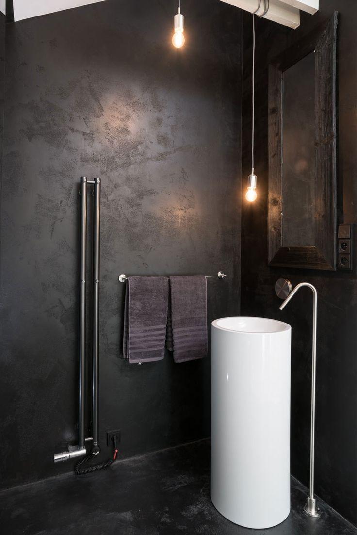 schones industrieboden badezimmer beste bild oder ecfaafccfddcdafab decorating bathrooms bathrooms decor