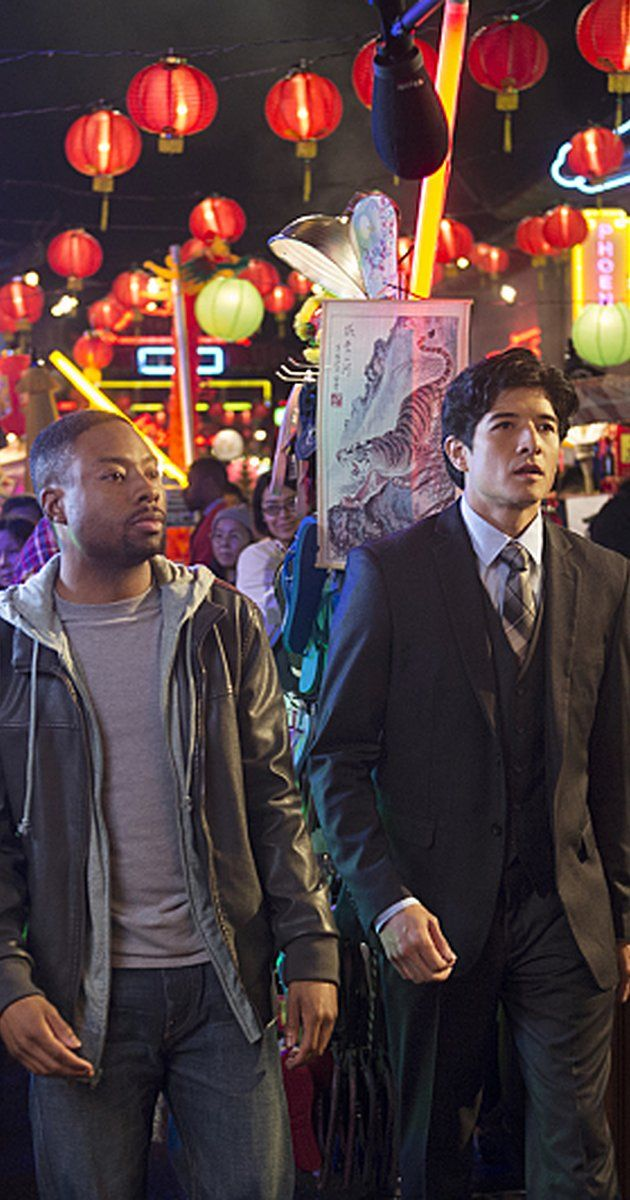 Created by Bill Lawrence, Blake McCormick.  With Justin Hires, Jon Foo, Aimee Garcia, Page Kennedy. TV show based on the action-comedy 'Rush Hour' films about an L.A. cop who teams up with a detective from Hong Kong.