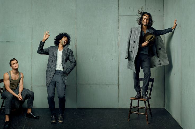Lin-Manuel Miranda, Jonathan Groff, and Daveed Diggs told 'GQ' how their lives have changed now that they're headlining the biggest (and, well, only) onstage American-history rap spectacle ever.