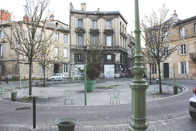 17 best darwin eco syst me bordeaux images on pinterest bordeaux bordeaux wine and bordeaux - Rue du jardin public bordeaux ...