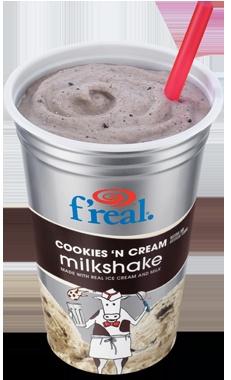 Freal Cookies N Cream Milkshakes I Get Them At Wawa Favorite