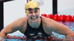 Australian swimming champions- Libby Trickett