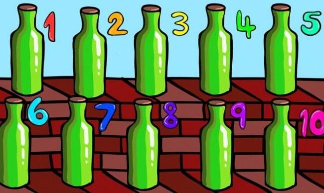 Ten Green Bottles Nursery Rhyme Lyrics Nursery Rhymes Lyrics Rhymes Lyrics Green Bottle