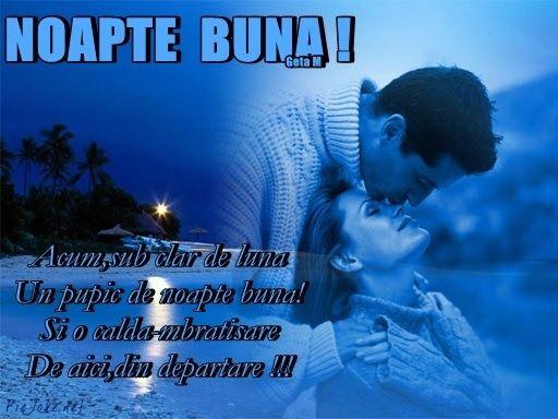 Afbeelding: NOAPTE BUNA!... - de petala de crin