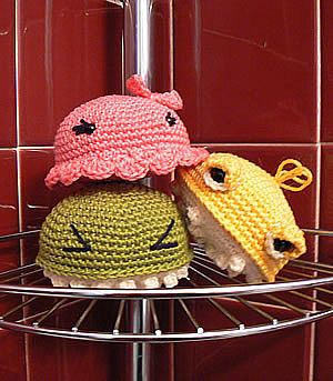 crochet scrubbie pattern 20 Unique and Beautiful Free Crochet Dishcloth Patterns (mange oppskrifter)