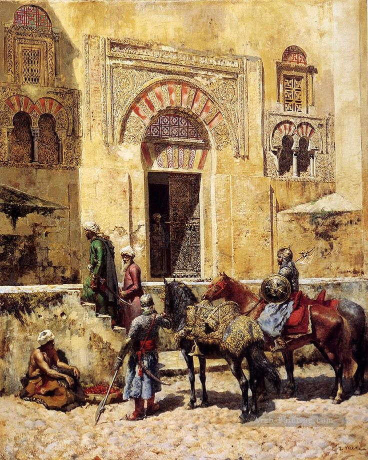 8-Entering-The-Mosque-Persian-Egyptian-Indian-Edwin-Lord-Weeks.jpg (799×1000)