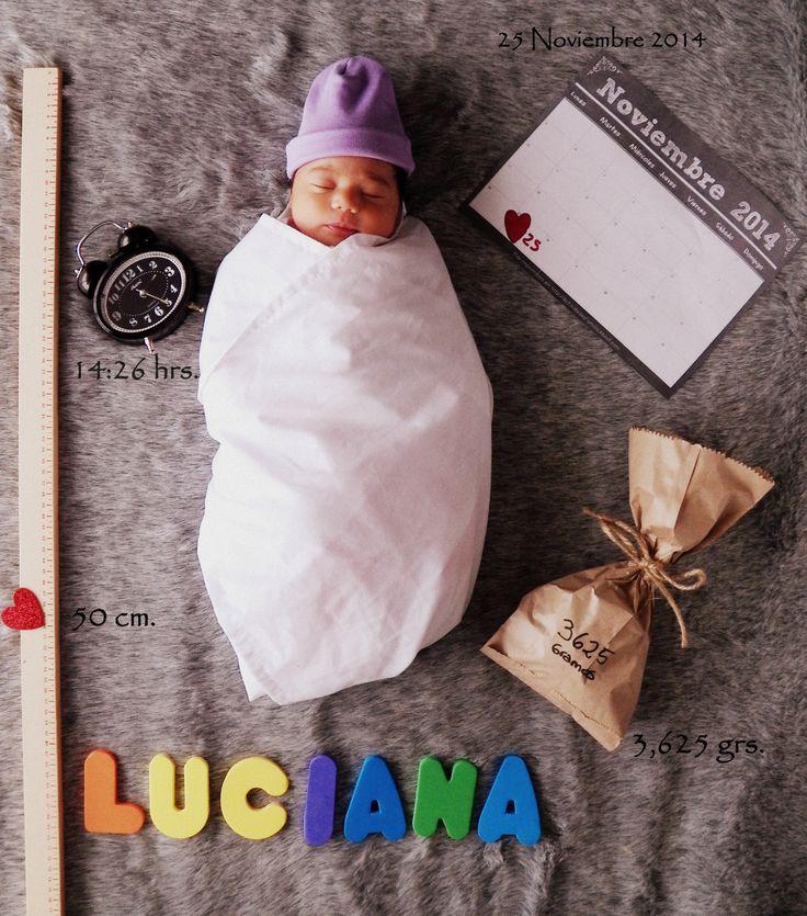 #newborn #reciennacido #newbornannouncements