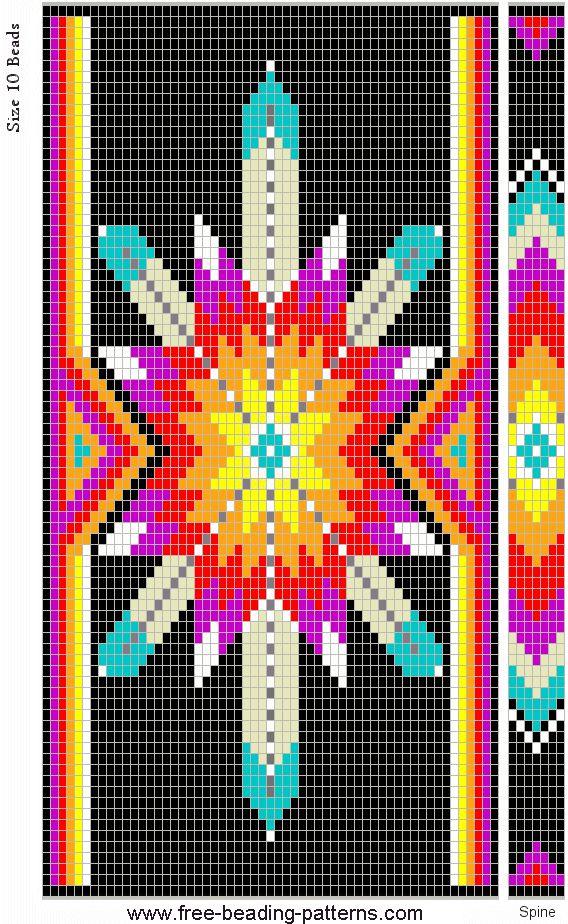 Lakota Star--could be a good design to cross stitch