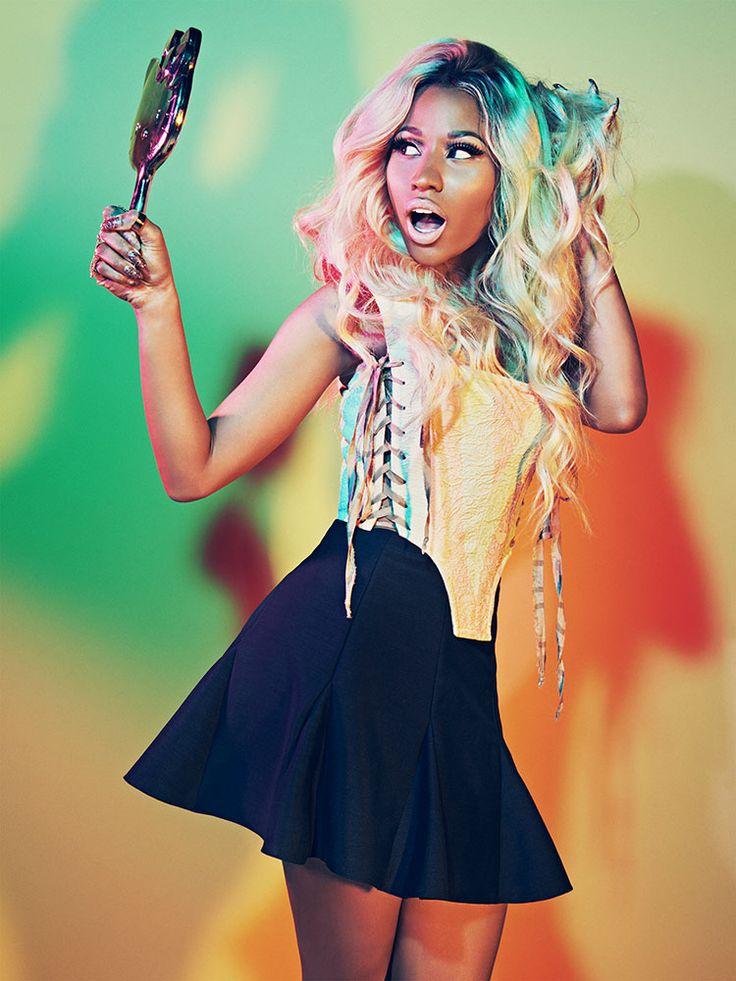 Nicki Minaj Fashion Style Photo Nicki Iiiii Pinterest