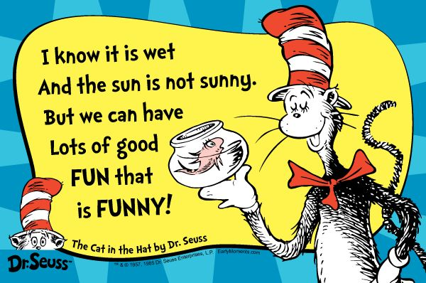 Dr. Seuss Quote...I love these prints of some of my favorite quotes!