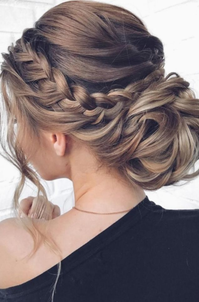 6 Hairstyles Prom Updo Messy Buns In 2020 Prom Hairstyles For Long Hair Simple Prom Hair Mother Of The Bride Hair