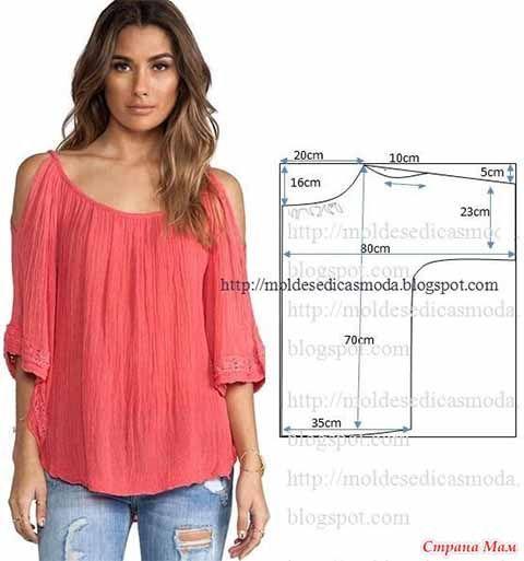 Výběr vzorů letní oblečení 4-16