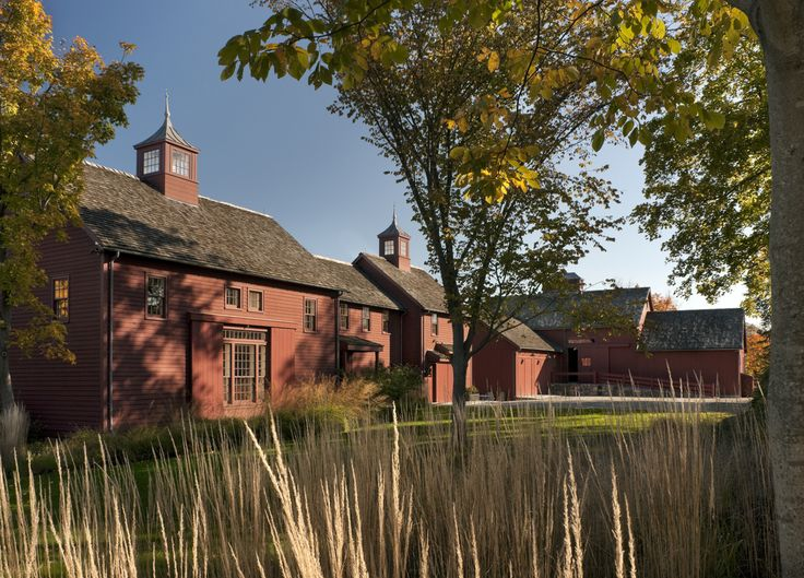 16 Best Restorations And Additions To An 18th Century Farm In