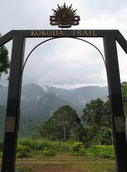 The Kokoda Trail     PNG