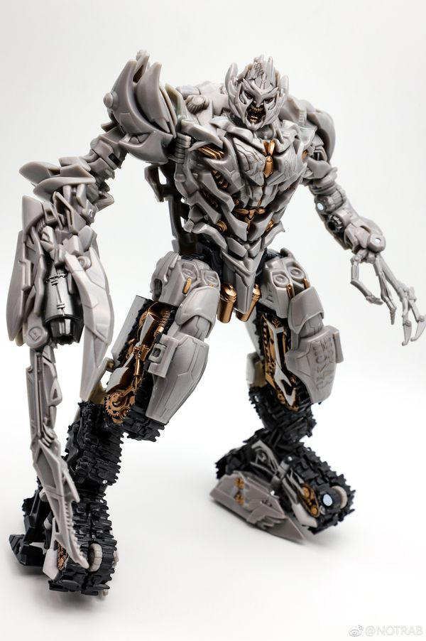 Transformers Studio Series Megatron New Photos Of Wave 2 Voyager