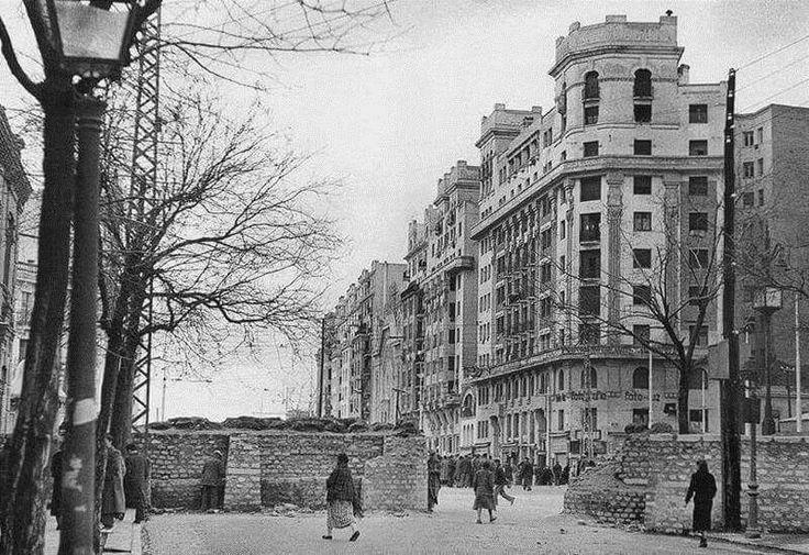 Spain - 1939. - GC - Glorita de Cuatro Caminos.