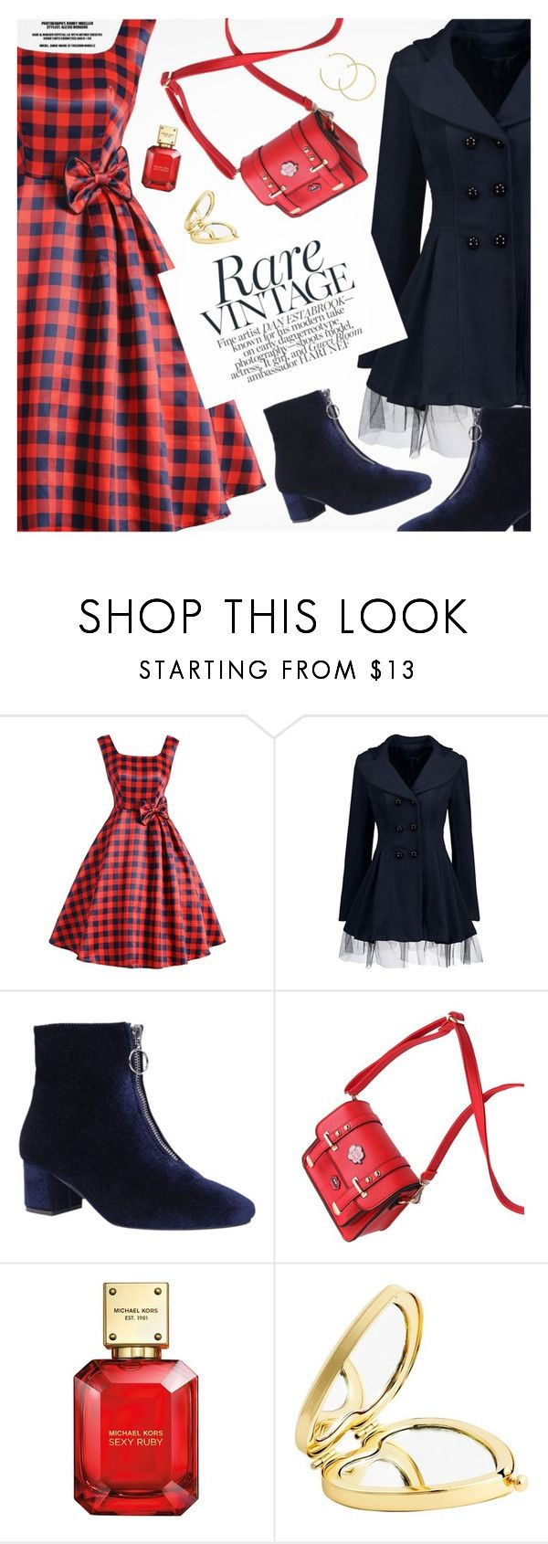 """""""Wish List"""" by pokadoll ❤ liked on Polyvore featuring Michael Kors"""