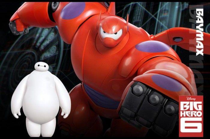 Meet The Characters from BIG HERO Trailer #BigHero6