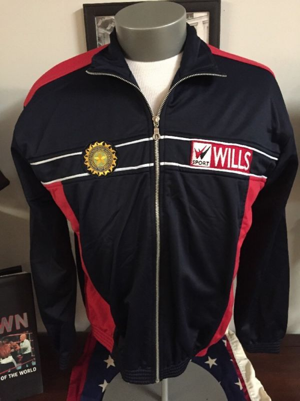 Board Of Control Cricket In India Wills Sport Jacket L