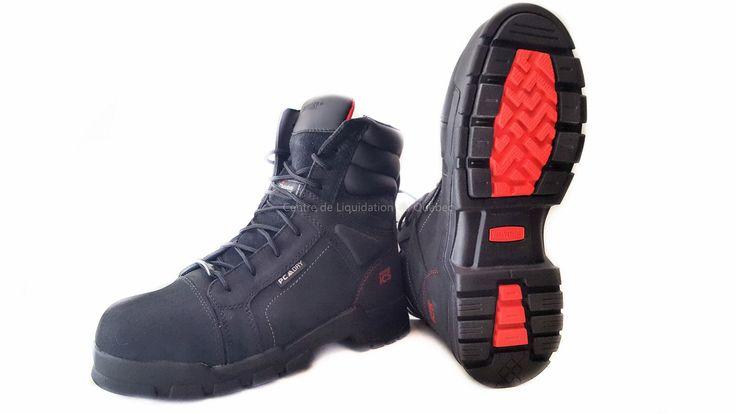 Chaussure de sécurité Wolverine – Renegade (Noir) - Price:189.99  Chaussure de sécurité Wolverine Renegade pour homme. Ils sont fabriquée avec des matériaux robustes, des systèmes de confort de haute technologie et des semelles d'usure durable. C'est de l'équipement solide. Les chaussures de sécurité Wolverine sont certifié catégorie 1 par la C.S.A. Construites avec des embouts de sécurité et des plaques en acier, les chaussures […]  Cet article Chaussure de sécurité Wolverine – Renegade…