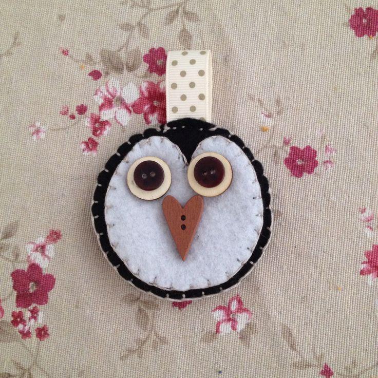 Nuovo amico portachiavi  Pingui