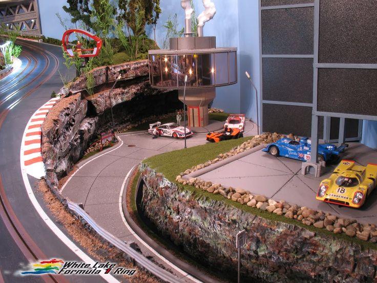 11 best Slot Car Circuits images on Pinterest   Slot cars, Circuits