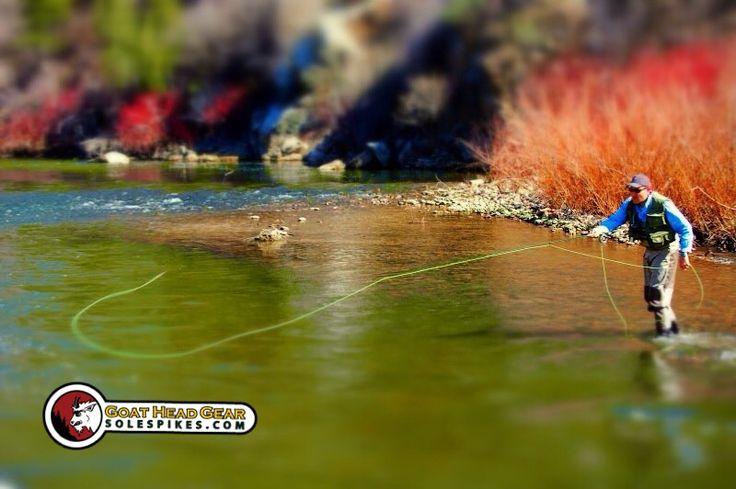 Tilt shift fly fishing on Utah's Weber River #tiltshift #utah