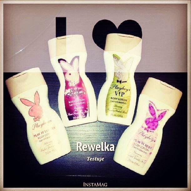 Rewelka Konkursuje i Testuje: Kampania balsamów Playboy już na finiszu