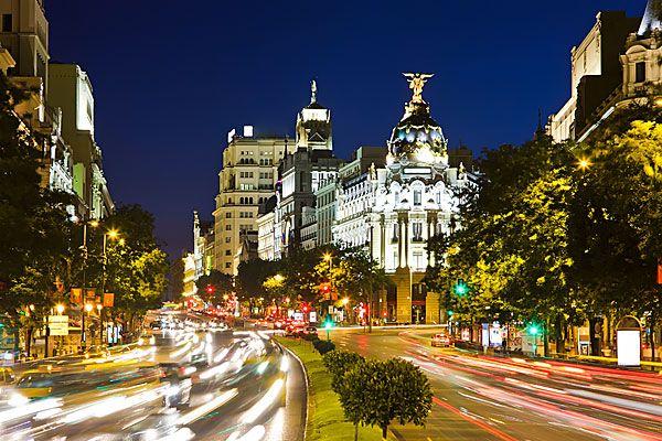 Gran Via #Madrid place to be