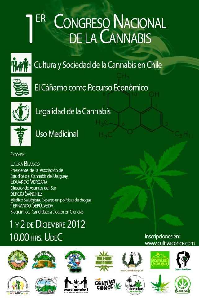 1er Congreso Nacional de la Cannabis