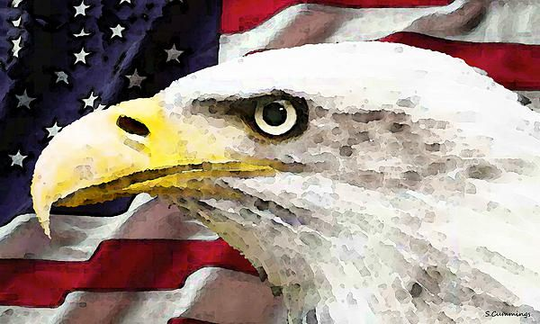 Image result for The Retreating American Eagle
