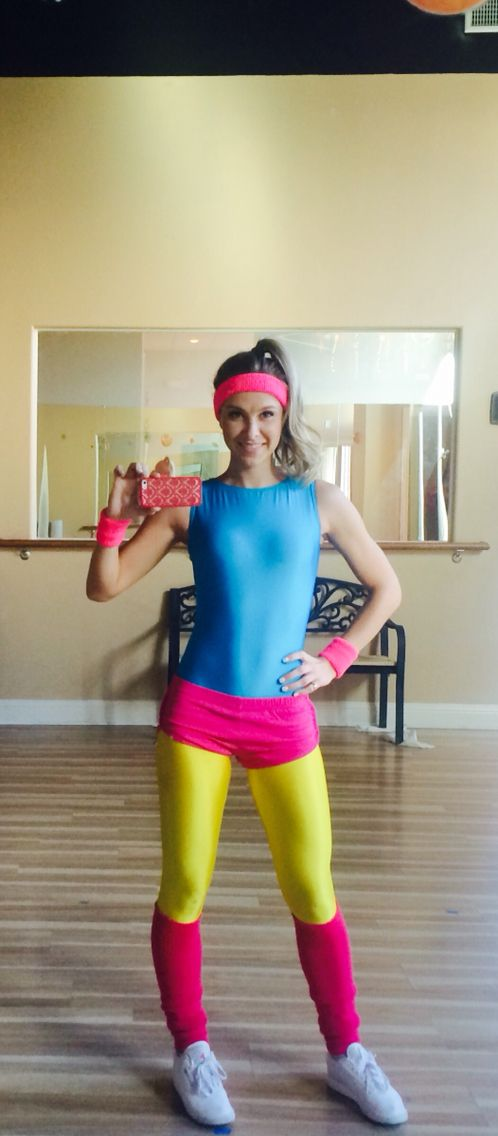 80s Halloween costume. let's get physical | I love ...
