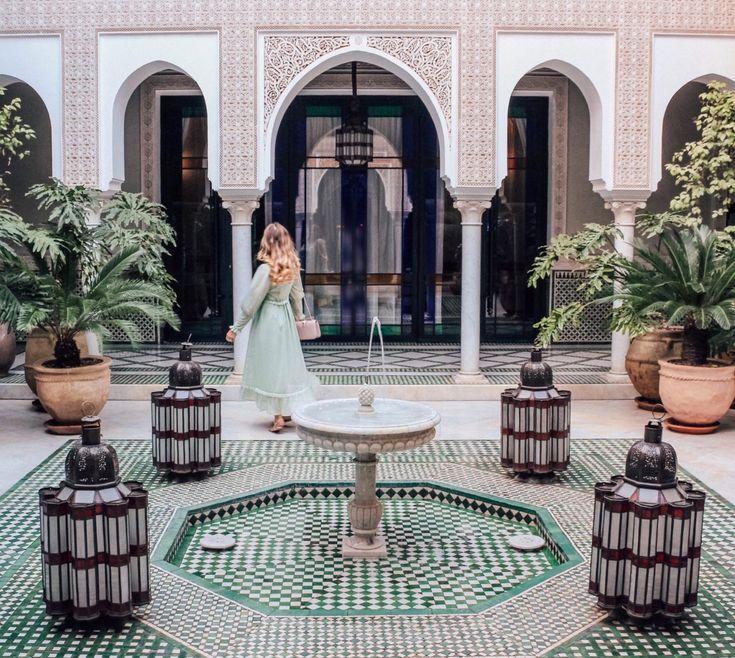 'La Mamounia' in Marrakesch - ein Traum aus 1001 Nacht