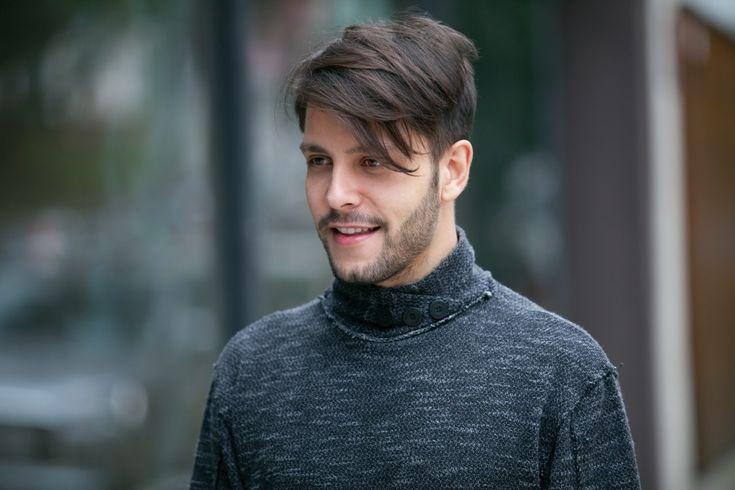 cabelo curto masculino não precisa ser sempre igual. Basta mudar a direção dos fios e usar alguns produtos de styling para ver a diferença. | All Things Hair - Dos especialistas em cabelos da Unilever