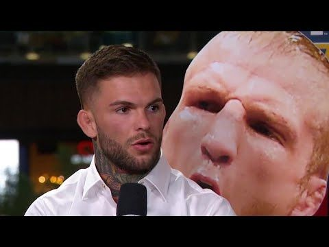 MMA Cody Garbrandt gives us details of his back rehab and his fight with T.J. Dillashaw | TUF TALK