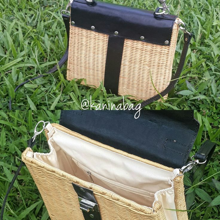 The finest handwoven art mix cow leather for hermes vintage bag