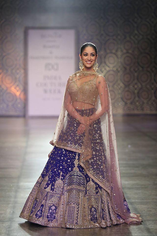 #Graceful#Royal#Exuberant#Serene#Couture#YamiGautam#Bridal